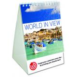 Image of World in View Mini Desk
