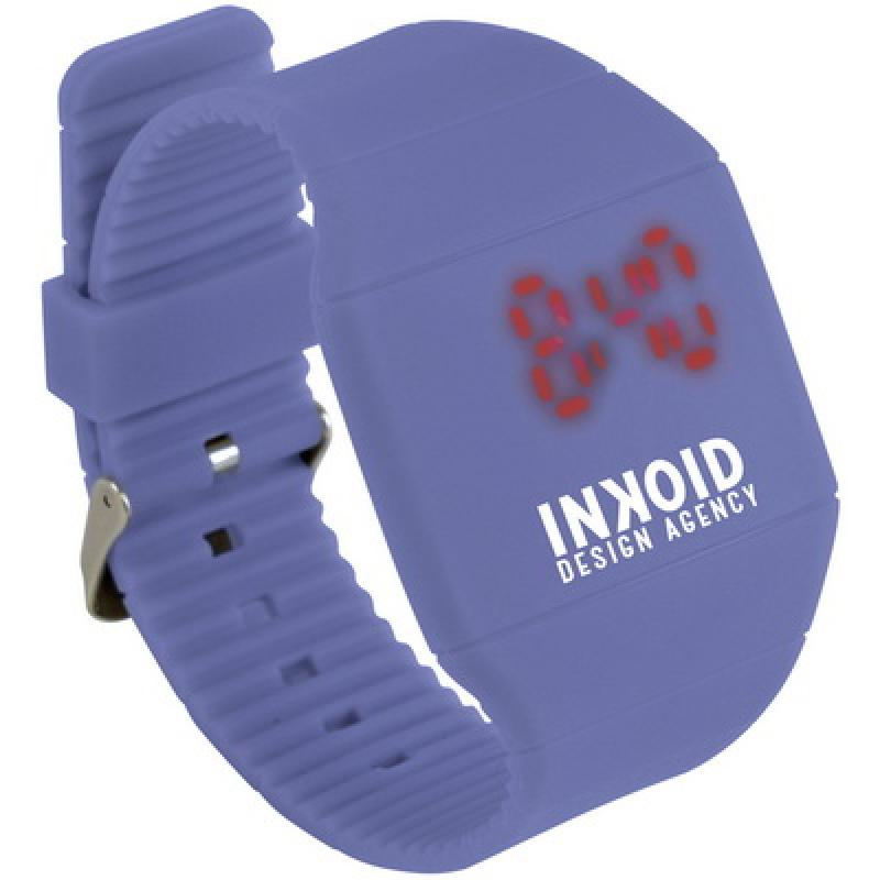 Image of Silicone Digital Watch