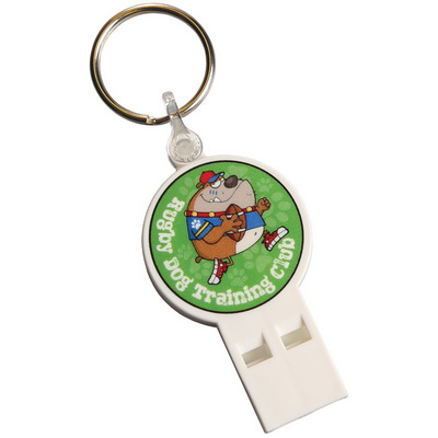 Image of Whistle Keyring