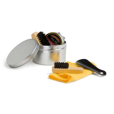 Image of 6 Piece Shoe Cleaning Set