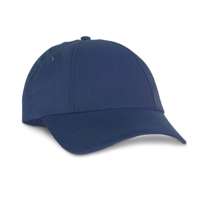 Image of 6 Panel Adjustable Cap With Velcro