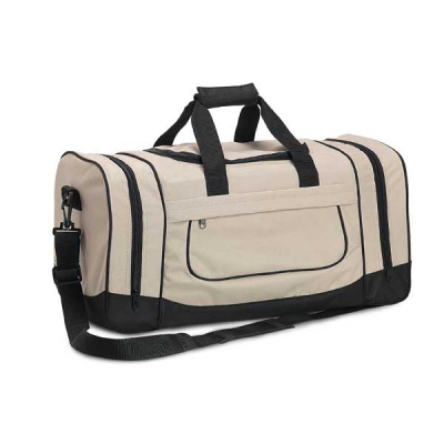 Image of Gym Bag With Side Pockets