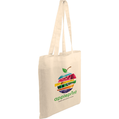 Image of Kingsbridge 5oz Natural Cotton Tote Bag