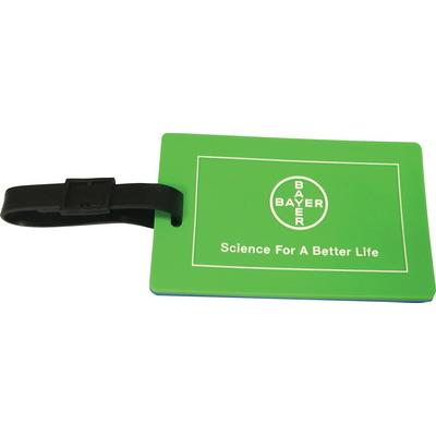 Image of PVC Luggage Tag
