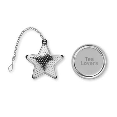 Image of Tea Filter In Star Shape
