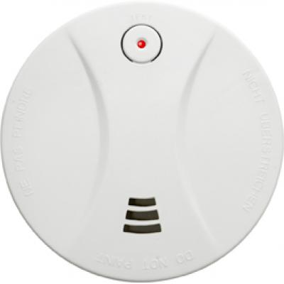 Image of Smoke detector alarm