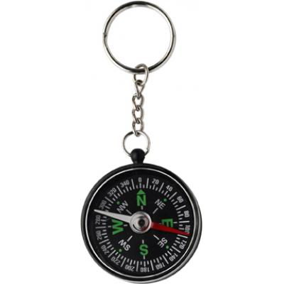 Image of Key holder with compass