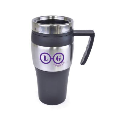 Image of Goya 400Ml Stainless Steel Double Walled Travel Mug