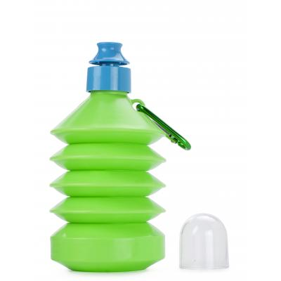 Image of 600ml Foldable drinking bottle