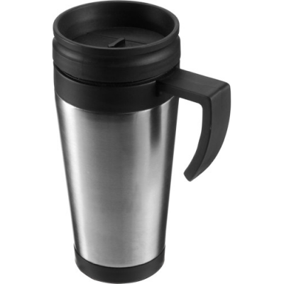 Image of Stainless steel travel mug