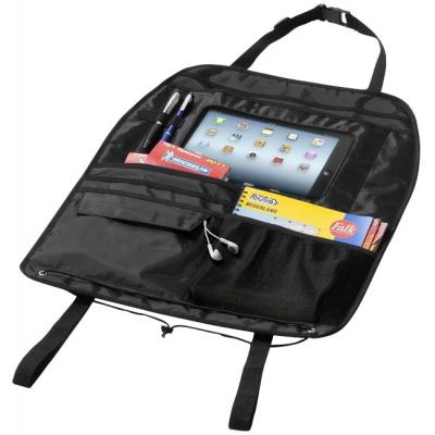Image of Back seat organiser with tablet compartment