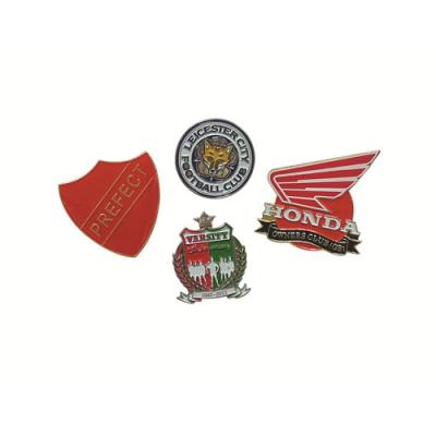 Image of Soft Enamel Badges