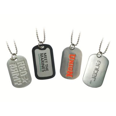 Image of Printed Dog Tags