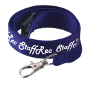 Image of Flat Polyester Lanyard 10 x 900mm