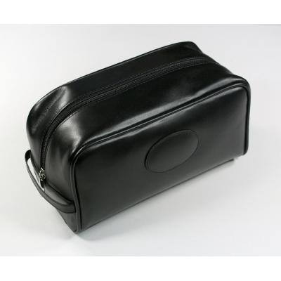 Image of Malvern Leather Wash Bag