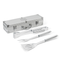 Image of Stainless Steel Barbecue Set