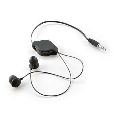 Image of Retractable Earphones
