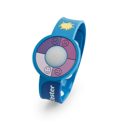 Image of Adjustable Bracelet With UV Ray Indicator