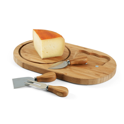 Image of Bamboo Cheese Board