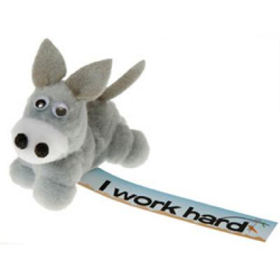 Image of Donkey Animal Logobug