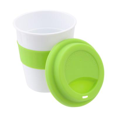 Image of Plastic drinking mug (356ml)