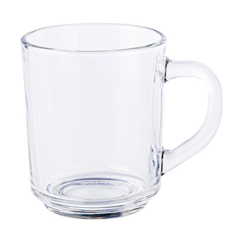 Image of Glass tea mug (260ml)