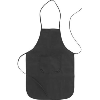 Image of Non-woven, 70 g/m² apron with a front pocket