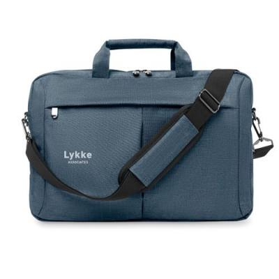 Image of Laptop bag in 2 tone 360d