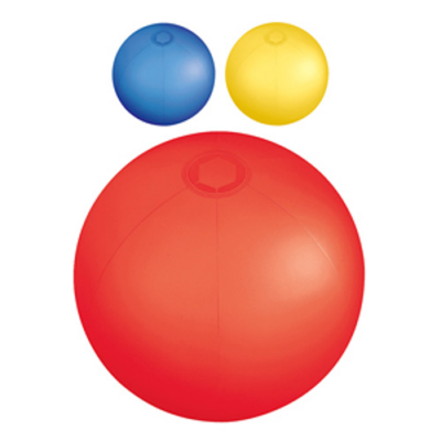 Image of Frosted Beach Ball