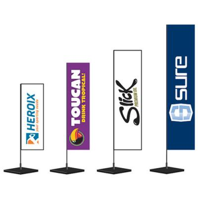 Image of Bat Fan T Advertising Flag 50 X 220 Cm