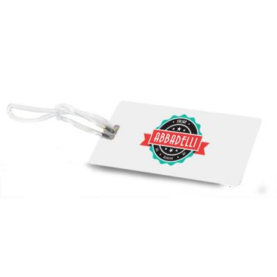 Image of PVC Luggage Tags