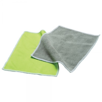 Image of Terry/Microfibre Lens Cloth (Large)