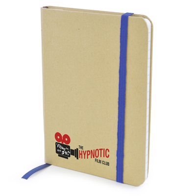 Image of A6 Natural recycled notepad