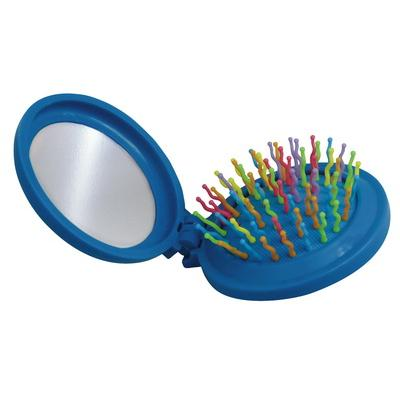 Image of Round Folding Hair Brush