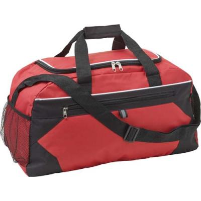 Image of Polyester (600D) sports/travel bag