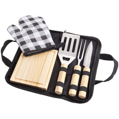 Image of West 5-Piece BBQ Set